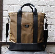 Ateliers Auguste FW12 Week End & Tote Bag