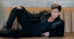 Adam Lambert Looks Super Sexy For 'Billboard' Magazine's Men Of Style Issue - Socialite Life
