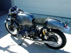 BMW Cafe Racers ~ Return of the Cafe Racers