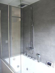 Douchebad vierkant Bathtub, Bathrooms, Google Search, Home, Standing Bath, Bathtubs, Bathroom, Bath Tube, Full Bath