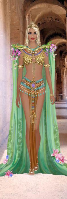 Las Joyas del Nilo Croquis Fashion, Samba Costume, Doll Painting, 3d Girl, Covet Fashion Games, Carnival Costumes, Cover Model, Fashion Dolls, Character Inspiration