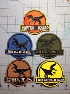 blue raptor jurassic world | Style Select a style Raptor Squad [£5.96] Raptor Blue [£6.62] Raptor ...