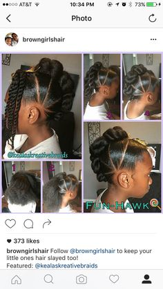 1000 ideas about kids braided hairstyles on pinterest