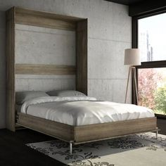 Shop a great selection of Cyme Tech Inc. Stellar Home Furniture Full Wall Bed Brown. Find new offer and Similar products for Cyme Tech Inc. Stellar Home Furniture Full Wall Bed Brown. Cool Ideas, Girls Bedroom, Bedroom Ideas, Bedrooms, Bedroom Office, Fold Up Beds, Laminate Wall, Modern Murphy Beds, Murphy Bed Plans