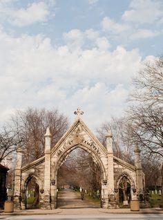 Erie Street Cemetery #Cleveland
