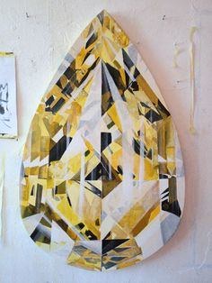 Artist Spotlight Series: Kurt Pio - The English Room Art And Illustration, Jewelry Illustration, South African Artists, Guache, Diamond Art, Mellow Yellow, Painting Inspiration, Art Inspo, Painting & Drawing