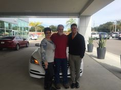 "Mr. and Mrs. Chambers to decided to come inside after driving by Lakeland Hyundai and luckily they did! They left in a brand new 2015 Hyundai Genesis and from the smiles, they couldn't be happier! Thank you for your business Chambers family! We're happy to know that Billy could provide you with a ""great"" experience! We hope you are enjoying your brand new Hyundai and please, if there's anything we can do, don't hesitate to ask… We're here to help! #LakelandAutomall #LakelandHyundai #Hyundai"