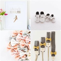 Happy Friday! Just want to share some awesome shops with you guys! @blossomandpear has some beautiful prints for nursery as well as pretty ABC flash cards @thecoralpear has really cute baby shoes like these white ones that I love and I am drooling over the cutest headbands and bows made by @harperkateandco  and lastly can't forget @bloomtheory who sells the most beautiful camera straps for kids and adults and they have their own children clothing line too. You won't regret checking out these…