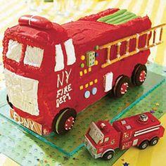 4-alarm adorableness! #cakes