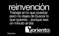 #Motivación #Coaching #Yoriento