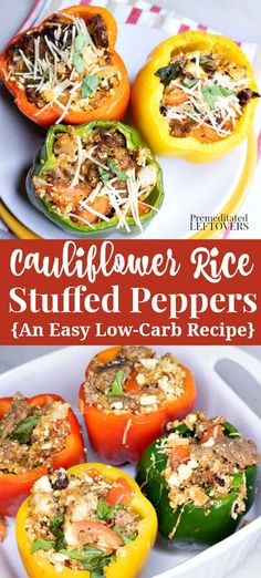 Low Carb Stuffed Peppers, Stuffed Peppers With Rice, Vegetarian Stuffed Peppers, Stuffed Pepper Soup, Sausage Stuffed Peppers, Stuffed Pepper Recipes, Cream Cheese Stuffed Peppers, Italian Stuffed Peppers, Sausage Dip