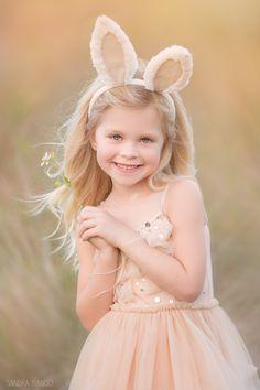love the dress and bunny ears