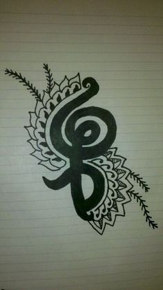 Looove this idea! But have the symbol a little thinner. Yeah? @Raquel Garibay