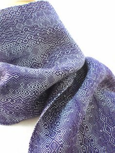 Ravelry: SunriseLodgeFiber's Purple Bookmark Scarves
