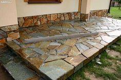 HIT CENOWY! Kamień grecki oliwka i grafitowy tarasy elewacje ogród Szczyrk - image 8