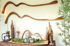 Escultura Cesar Rio - Dracena Home