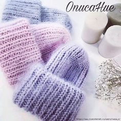 Knitting Patterns, Crochet Patterns, Knit Crochet, Crochet Hats, Knit Basket, Fingerless Mittens, Knit Beanie Hat, Knitting Accessories, Ear Warmers