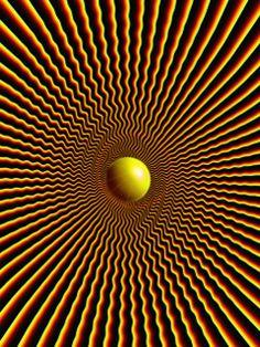 Optical Illusion Wallpaper Art Illusions Men
