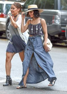 vanessahudgensfashionstyle:    Vanessa Hudgens out and about in NYC (May 12)