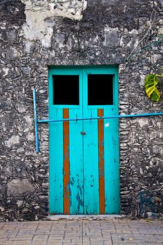 Doors of mexico by Kathy~, via Flickr