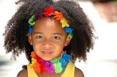 African American Little Girl Natural Hairstyles