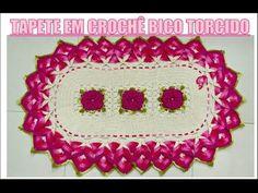 TecnohGamers shared a video Crochet Kitchen, Crochet Home, Crochet Crafts, Crochet Doilies, Knit Crochet, Knitting Videos, Crochet Videos, Knitting Projects, Crochet Designs