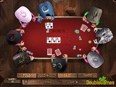 Governor of Poker es un juego de cartas con algunos elementos de estrategia. El juego le toma al Oeste Salvaje donde usted tiene sólo dos modos ganar el dinero, el primer es robar un banco y el segundo es jugar al póquer. ¡Podemos decir que la posibilidad d...