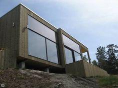 Sveriges Arkitekter - Huset på klippan, Stockholm 2009