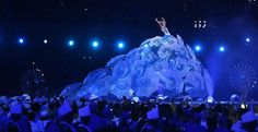 London 2012 closing ceremony: A dystopian pop pageant #olympics