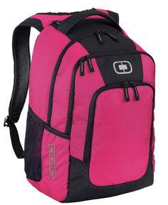 "OGIO Logan Pack 15"" Laptop / MacBook Pro Pink Backpack / 27.9L Daypack - New…"