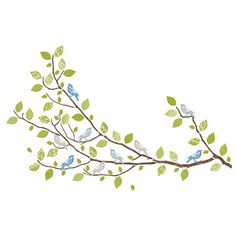 Sitting In a Tree Wall Decal Kit $29.95