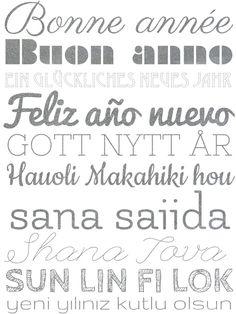 Happy new year world!