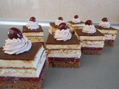 Nebeske kocke kolač