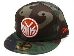 New York Knicks Camo