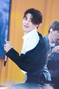 190515 Good Morning America Summer Concert☀️ with BTS😆 Park Ji Min, Bts Bangtan Boy, Bts Jimin, Jikook, Mochi, Bts Memes, Busan South Korea, 60 Kg, Good Morning America