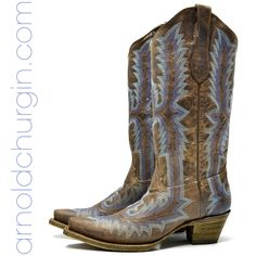 Genna for Arnold Churgin Western Boots, Cowboy Boots, Shoe Boots, Shoes, The Struts, Fashion, Moda, Zapatos, Shoes Outlet
