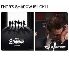 Aww Loki it's ok Avengers Humor, Marvel Avengers, Hero Marvel, Funny Marvel Memes, Dc Memes, Marvel Jokes, Marvel Dc Comics, Loki Meme, Nerd Memes