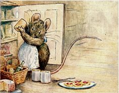"""Appley Dapply by Beatrix Potter """