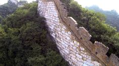 Flying Jiankou Great Wall