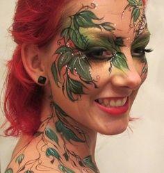 Cosmic Nomad Body Art - Face Painter in San Antonio, Texas