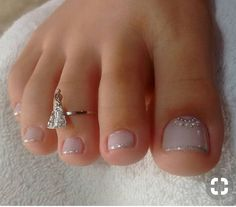 Looking for easy nail art ideas for short nails? Look no further here are are quick and easy nail art ideas for short nails. nails near me salon nails nails salon nails Continue Reading → Toe Nail Color, Toe Nail Art, Nail Colors, Cute Toe Nails, My Nails, Point Nails, Gel Toe Nails, Glitter Toe Nails, Pretty Toe Nails