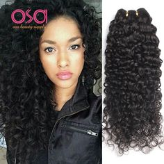Human Hair Weaves Trustful Wome #27 Indian Deep Wave Hair 3 Bundles Honey Blonde Color Human Hair With Closure Non Remy Curly Hair Extensions Terrific Value