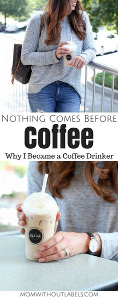 #Ad | McCafé | McDonald's | Coffee | Espresso | Morning Routine | Caffeine | Cappuccino | Pumpkin Spice Latte | Motherhood | Mother | Mommy | Mommy Blog | Mom Blog | Morning | Mornings with Kids | Mornings with Preschoolers | Mornings with Toddlers