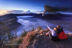 Popular on 500px : Fantastic view of Mt.Bromo by BentoKung