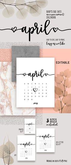 Pin by Uptocalendars on April 2019 Calendar Pinterest Food, Food