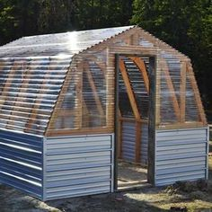 Building a shed yourself doesn't have to be as challenging or as expensive as you might think. Here are some great simple shed designs anyone can build