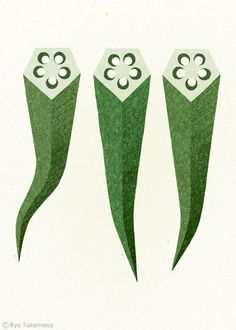 Okra by Ryo Takemasa