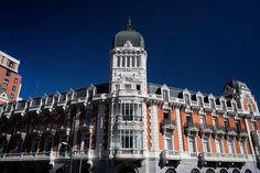Ángulos urbanos | Urban angles  Plaza de España Madrid #nature #photography