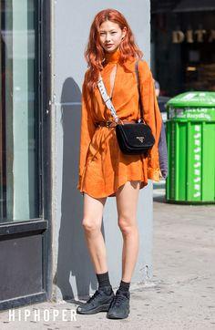 정호연 > Street Fashion | 힙합퍼|거리의 시작 - Now, That's Street