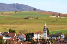 Kirche von Schleitheim